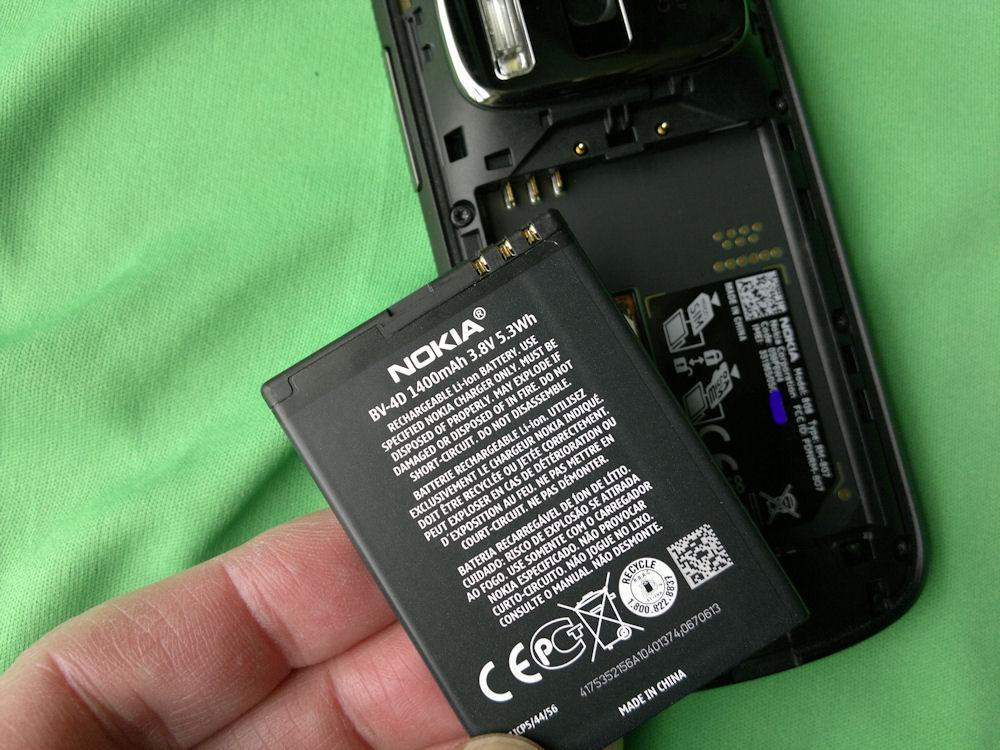 808's battery